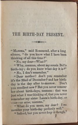 The Birth-Day Present and other Stories