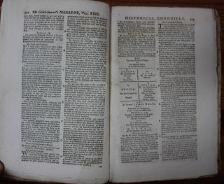 The Gentleman's Magazine, Volume XXIX. for the Year 1759 (May to Dec. 1759)