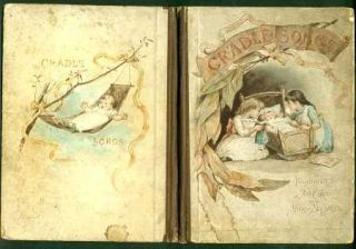 Cradle Songs. ANON, Jos CLARK, H. Mary  BOUSFIELD, illustrators.