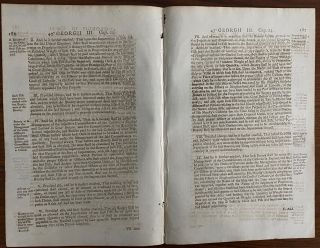 An act for allowing, until the First Day of August One thousand eight hundred and eight, the Importation of certain Fish from Newfoundland and the Coast of Labrador, and for granting a Bounty thereon. Georgii IV. Regis. 1807