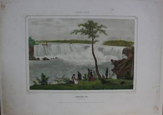 Horseshoe Fall (from the Canada side) [Niagara Falls] 20. Augustus KOLLNER