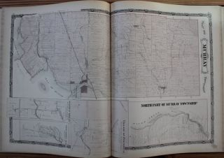 Illustrated Historical Atlas of Northumberland and Durham Counties, Ontario