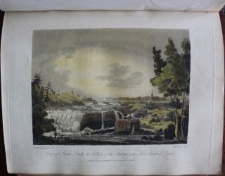 Travels Through the Canadas (all plates hand-coloured edition)