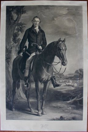 Sir Tatton Sykes print. Sir Tatton SYKES, 4th Baronet , Sir Francis GRANT, George Raphel WARD,...