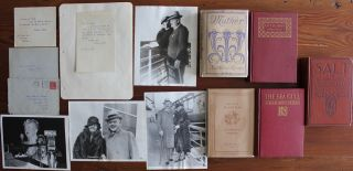 Kathleen Thompson Norris collection. Kathleen Thompson NORRIS, Charles Gilman NORRIS, Marshall...