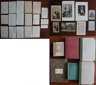Edward Everett Hale collection. Edward Everett HALE.