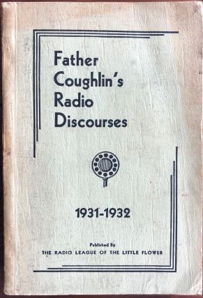Father Charles E. Coughlin collection