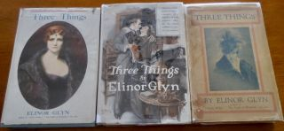 Elinor Glyn Books & Ephemera collection [157 items]