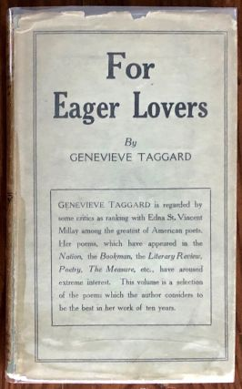 Genevieve Taggard collection
