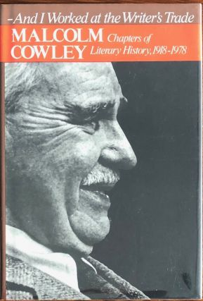 Malcolm Cowley collection
