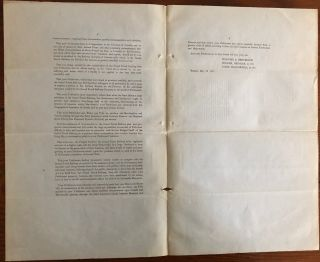 Petition. To the honorable the Legislature in Provincial Parliament Assembled. The Humble Petition from Messrs. Holcomb and Henderson, Messrs. Hooker, Pridham and Company...