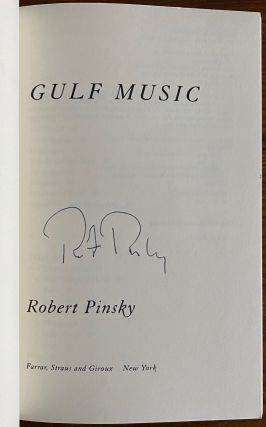 Robert Pinsky collection