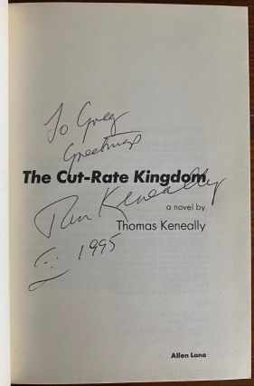 Thomas Keneally collection