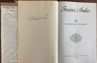 Kathleen Winsor collection