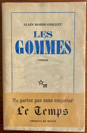 Alain Robbe-Grillet collection