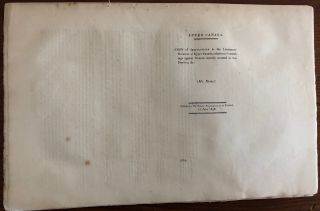 Upper Canada : return to addresses of the Honourable the House of Commons, dated 8 & 21 May and 8 June 1838, for, Copy of instructions to the Lieutenant-Governor of Upper Canada, relative to proceedings against persons recently arrested in that Province...