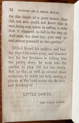 The Adventures of a Field Mouse, or, The history of Little Downy