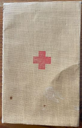 WWI British Red Cross in Italy collection. Archives of Dr. George Sandison Brock.