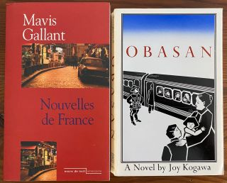 Canadian literary collection of 19 Canadian authors