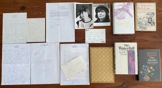 Margaret Drabble collection. Margaret  DRABBLE, b.1939