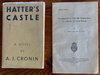 A.J. Cronin collection